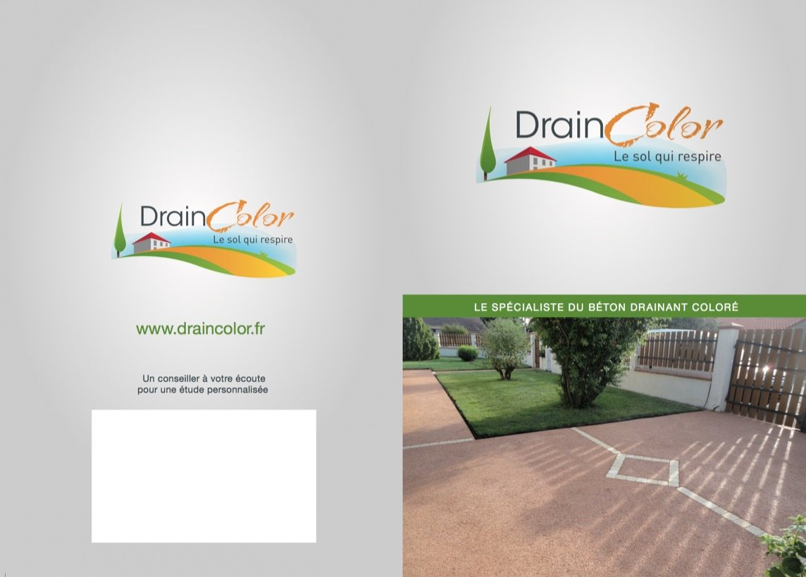 stadium drain color - Bton Drainant Color