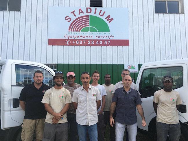 Équipe Stadium Nouvelle-Calédonie