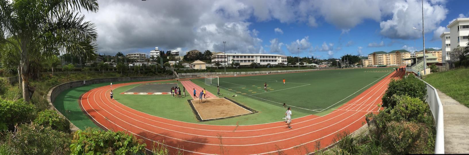 Athletic PLGC Nouméa
