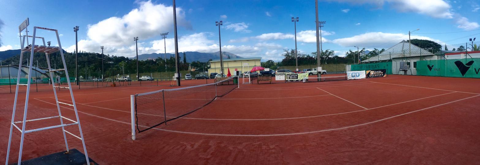 Tennis Club du Mont Dore