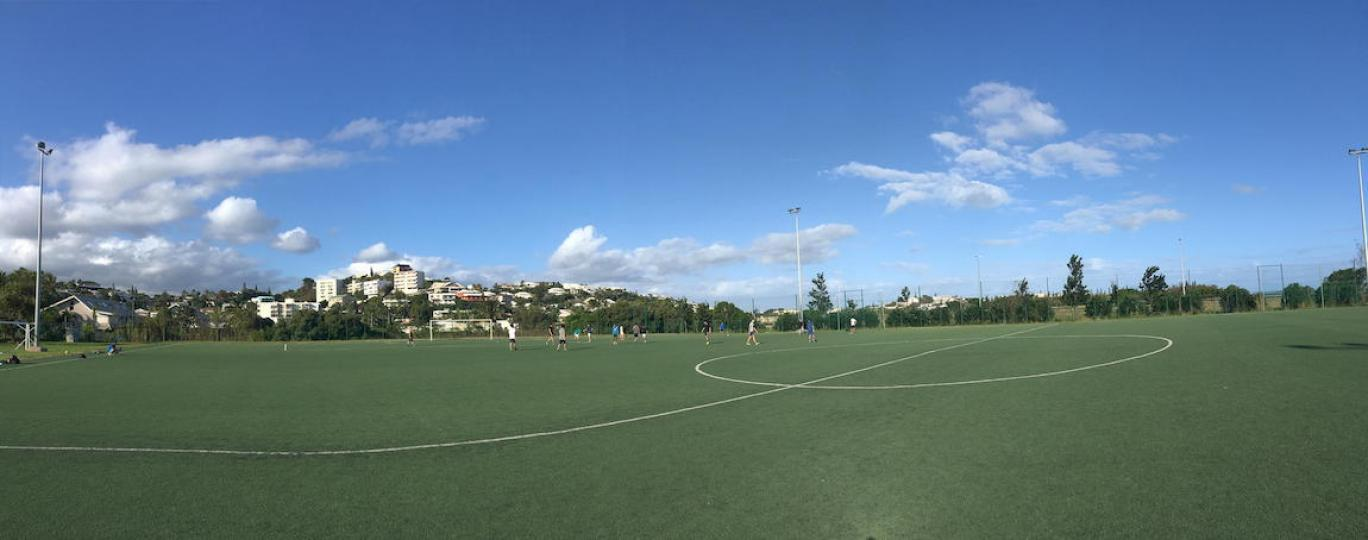 Stade de Saint Marie Nouméa