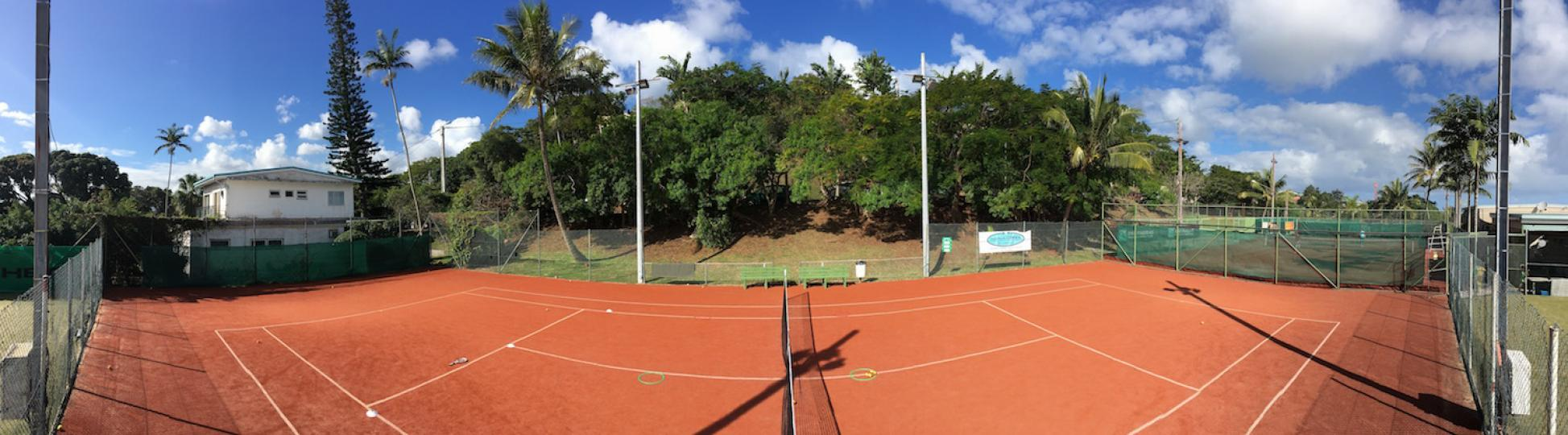 Tennis Club du Mont Coffyn Nouméa