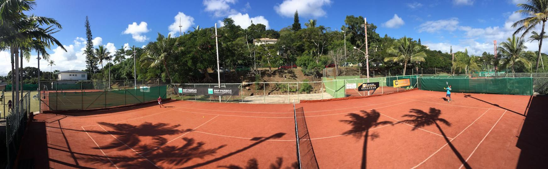 Tennis  Mont Coffyn